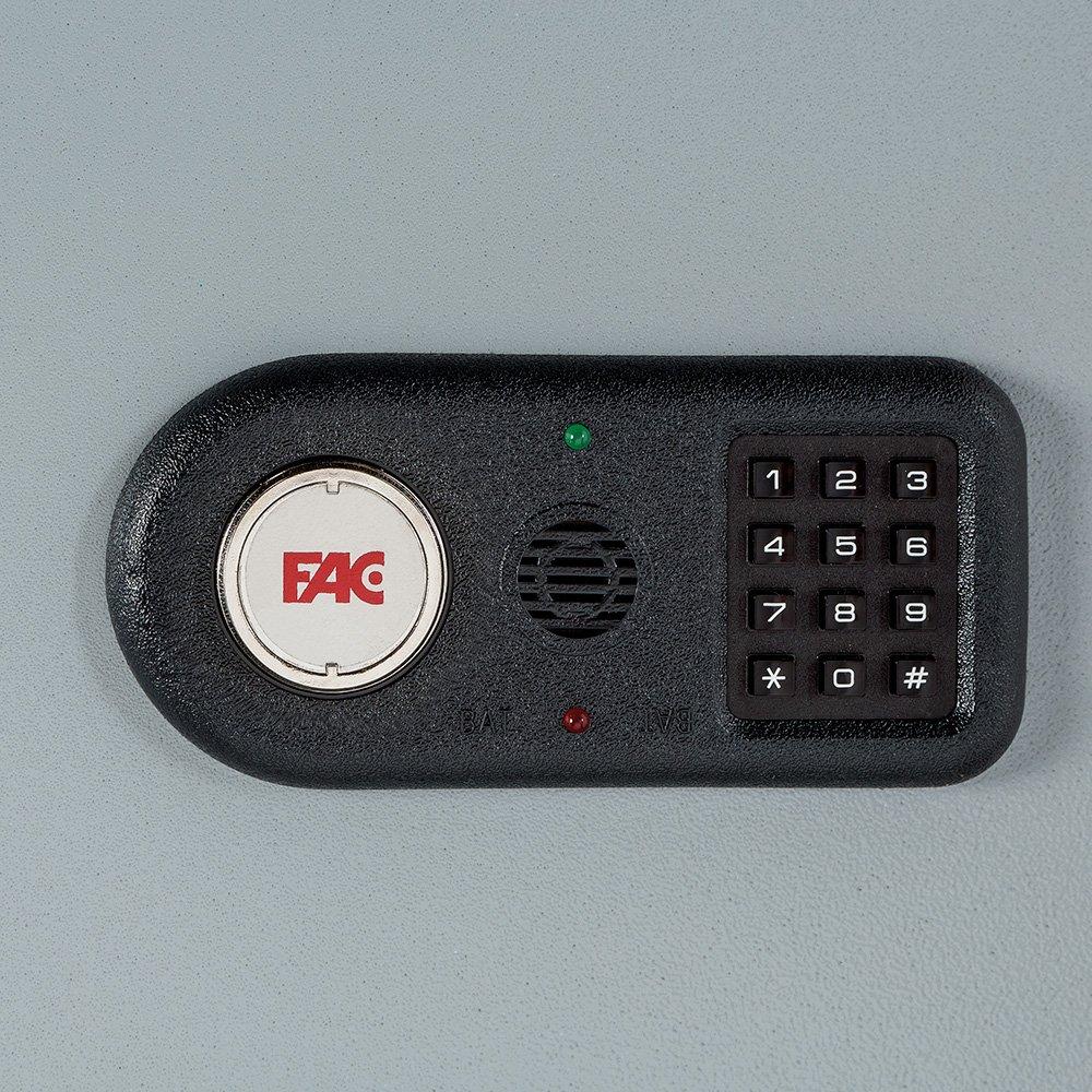 FAC 101-IE - Caja fuerte electrónica, sistema integral: Amazon.es: Bricolaje y herramientas