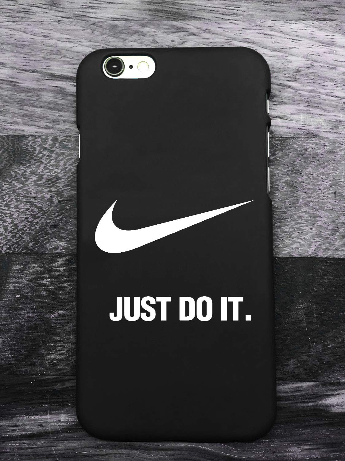Iphone 6/6S Plus Coque Nike Just Do It Michael Jordan Brand Logo Theme Print for Boy, Popular Coque Iphone 6/6S Plus (5.5 Inch) Coque Cover Durable ...