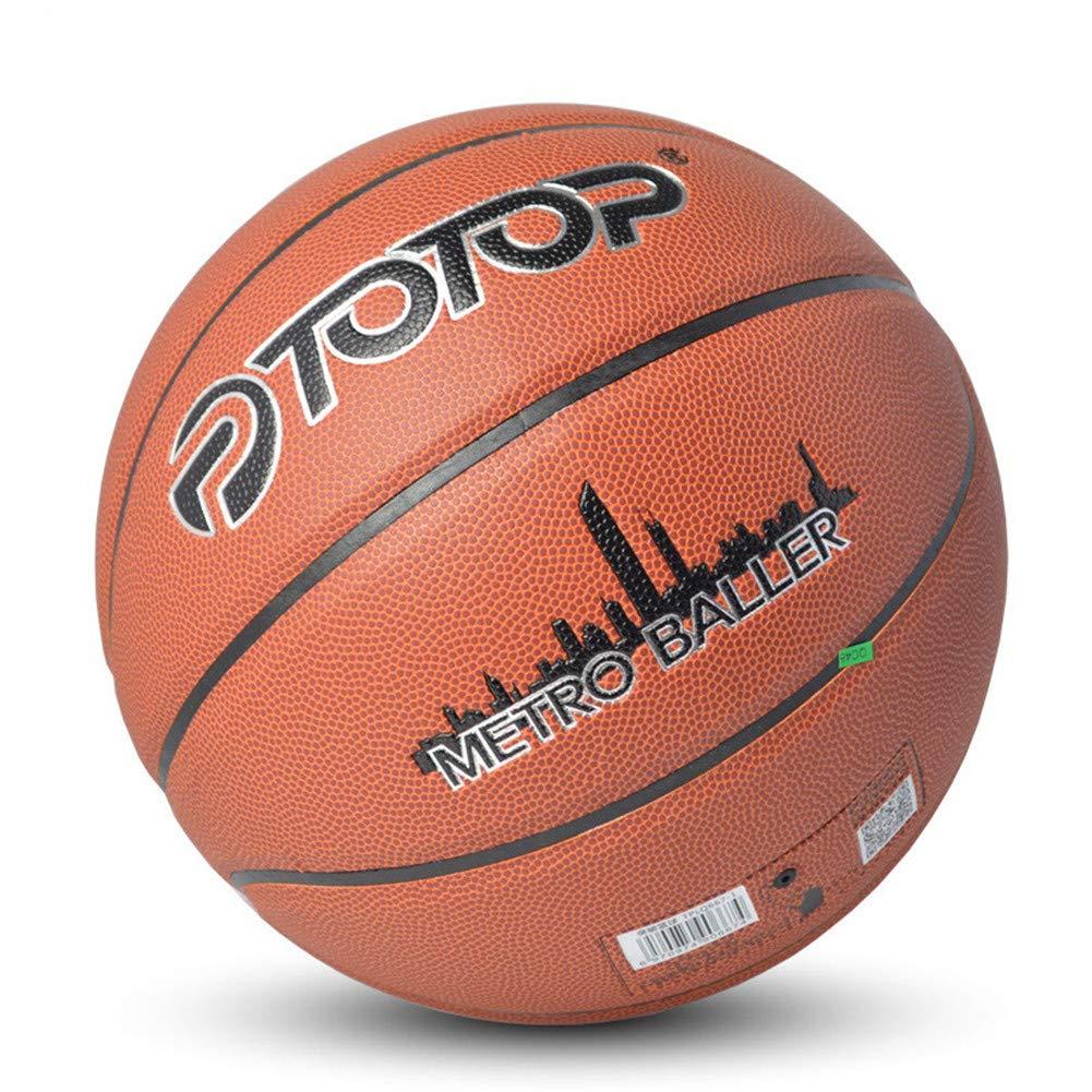 Baloncesto Cubierta de Piel al Aire Libre Daping Basketballs Calle ...