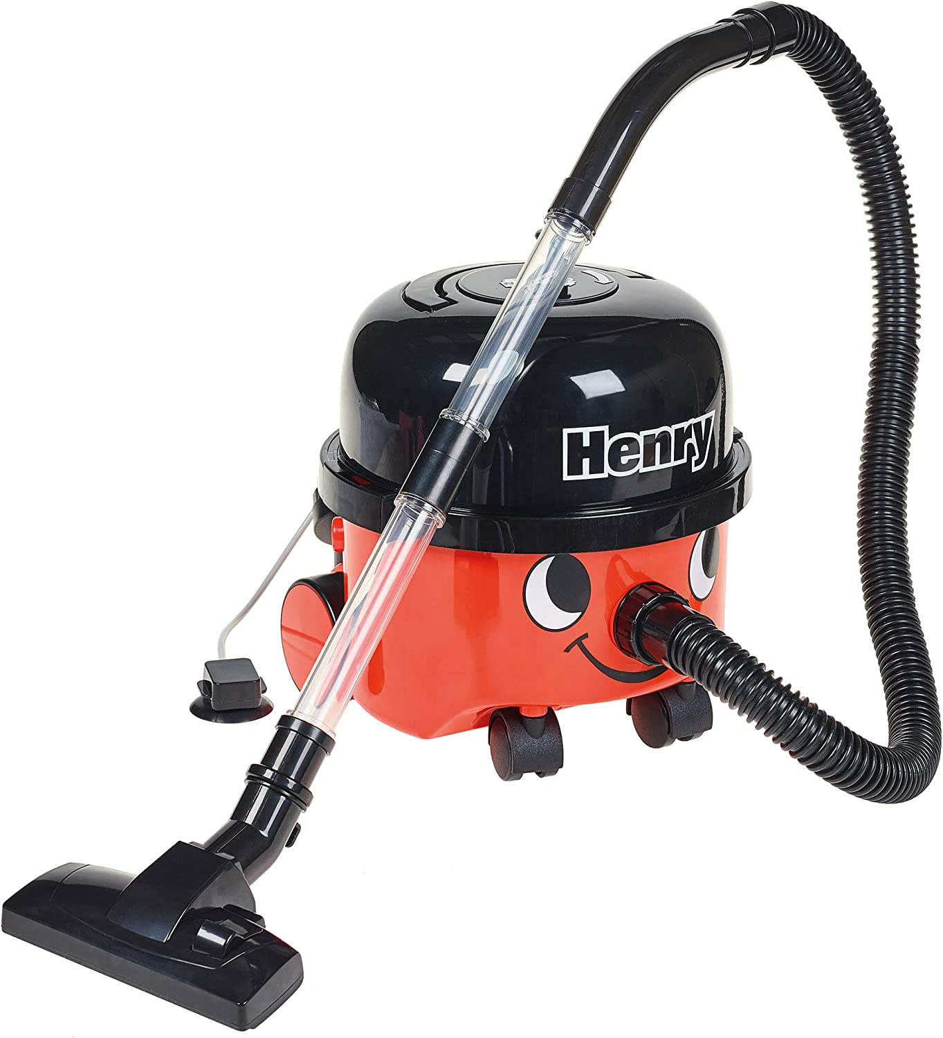 CASDON 728 Henry Vacuum Cleaner Toy, Red