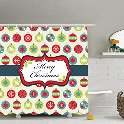 Christmas Illustrations Clip Art.Amazon Com Ong8 Wrapping Paper Blue Green Red Christmas