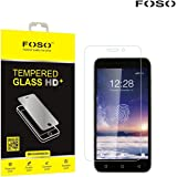 FOSO(TM) Coolpad Note 3 Lite 9H Hardness Toughened Tempered Glass Screen Guard Protector