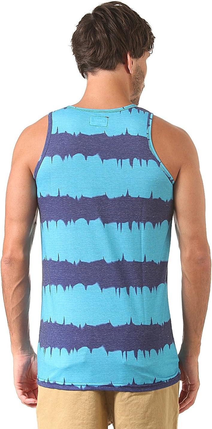 neff Men's Jaw Breaker Tank-Top: Clothing