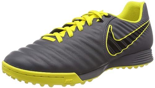 finest selection 42d72 fcebf Nike Mens LegendX 7 Academy (TF), Scarpe da Calcio Uomo, Grigio (