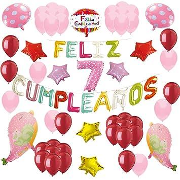Cotigo Globos Feliz Cumpleanos Happy Birthday Fiesta Party