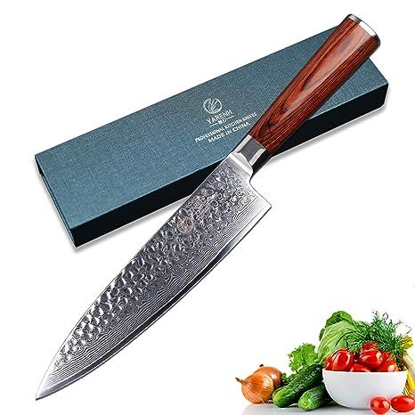 Cuchillos de cocina profesionales