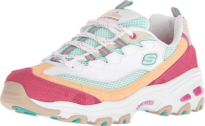 Skechers Dlites Second Chance 13146-wml, Zapatillas Mujer: Amazon.es: Zapatos y complementos
