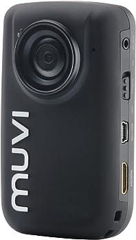 Veho 1080p HD 5MP Mini Handsfree Action Cam with Wireless Remote
