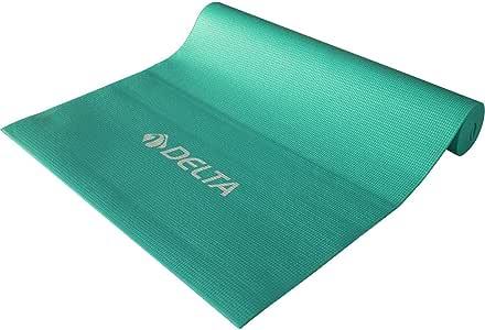 Delta Elite Dura-Strong Deluxe Pvc Pilates Minderi & Yoga Mat