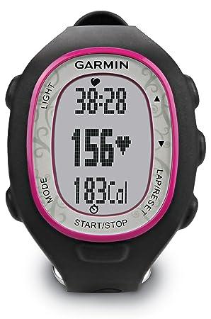 Garmin - FR70 avec ceinture cardio - Montre de course à pied - Rose