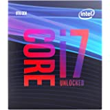 Intel BX80684I79700K Boxed Core i7-9700K Processor, 12M Cache, up to 4.90 GHz 3.6 8