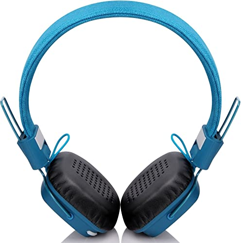 Outdoor Tech OT1400 Privates – Wireless Bluetooth Headphones with Touch Control Turquoise