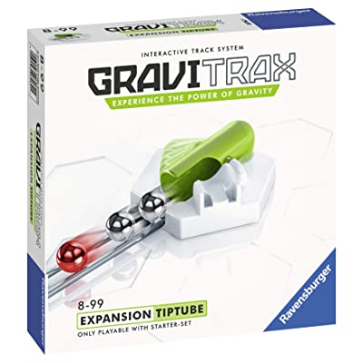 Ravensburger Gravitrax Volcano Accessory - Marble Run & STEM Toy for Boys & Girls Age 8 & Up - Accessory for 2020 Toy of The Year Finalist Gravitrax: Toys & Games