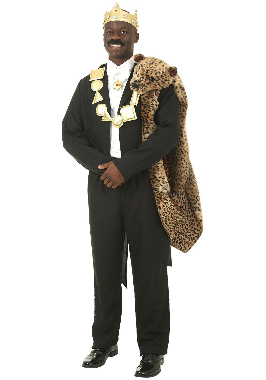 FunCostumes Coming To America Akeem Costume