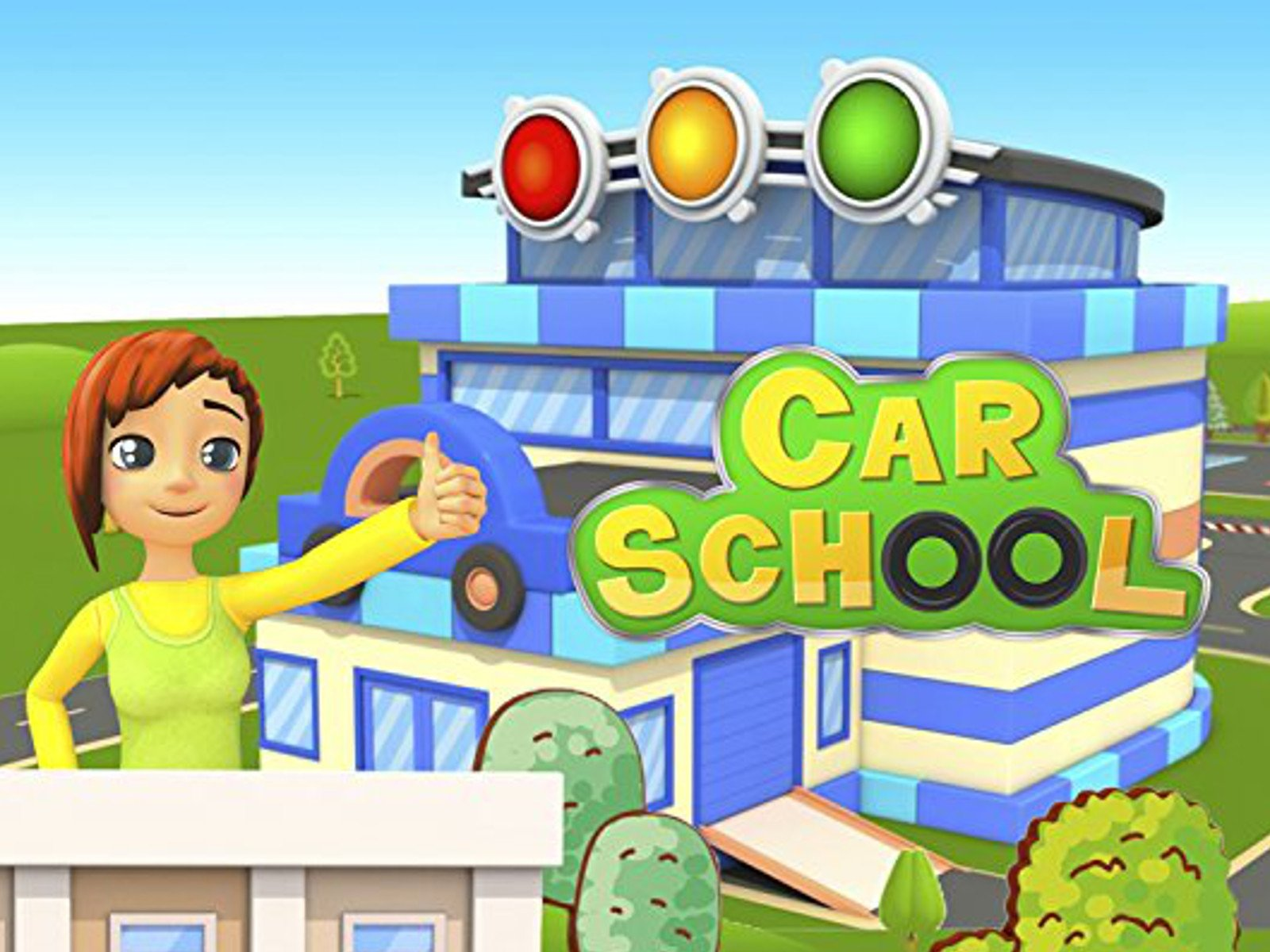 Car School on Amazon Prime Video UK