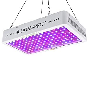 BLOOMSPECT 1200W LED Grow Light