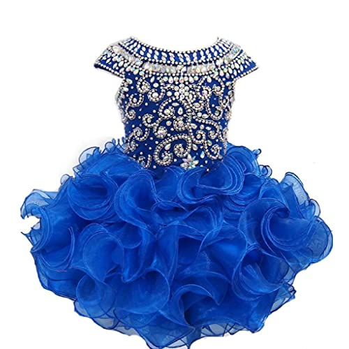Toddler Glitz Pageant Dress Rent