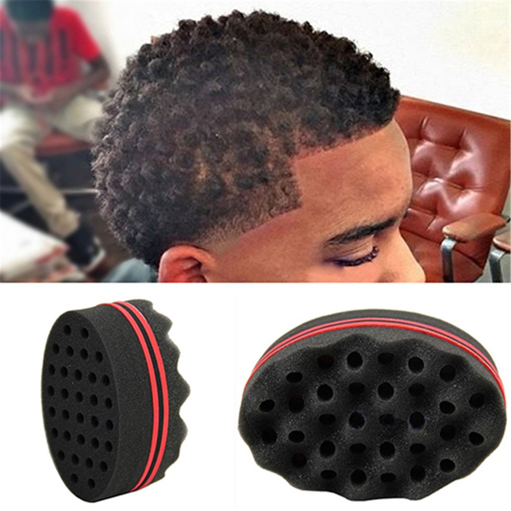 Brilliant Livecity Hair Small Wave Twists Magic Sponge Brush For Locking Natural Hairstyles Runnerswayorg