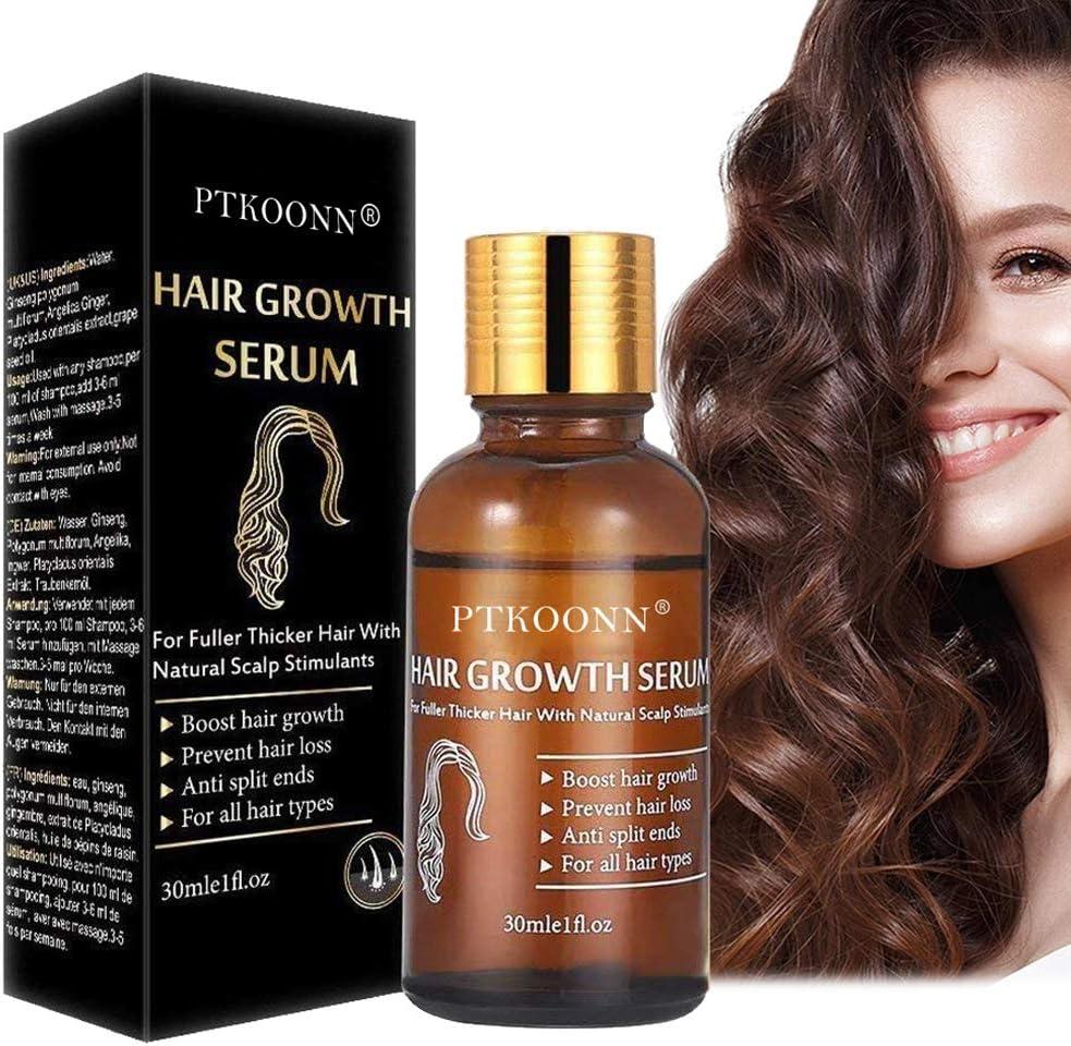 Hair Serum,Serum Cabello,AntipéRdida De Cabello,Tratamiento Keratina Cabello,Crecimiento Cabello Estimula El Crecimiento De Pelo Para Hombres Y Mujeres