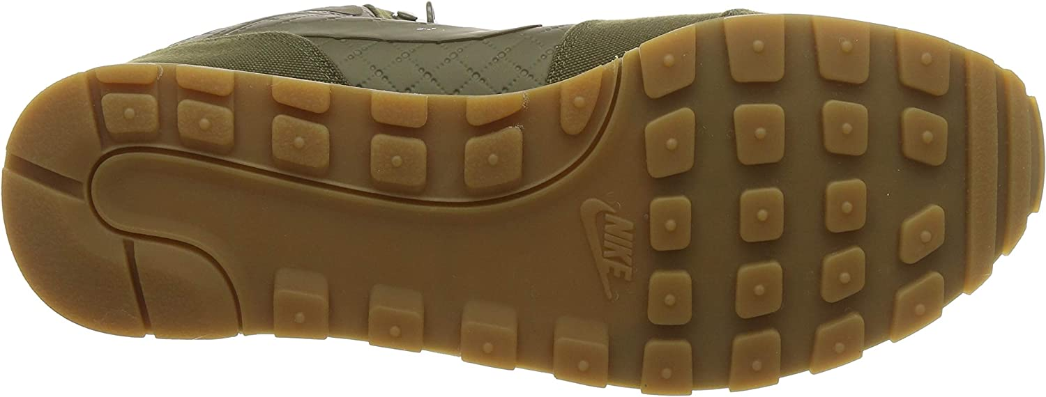 Nike Men's Running Shoes Green Olive Canvas Olive Canvas 300