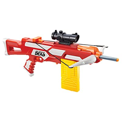Air Warriors The Walking Dead Dwight's Crossbow Dart Blaster: Toys & Games