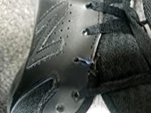 DON'T GET THE BLACK!! Worst shoes I ever bought!!