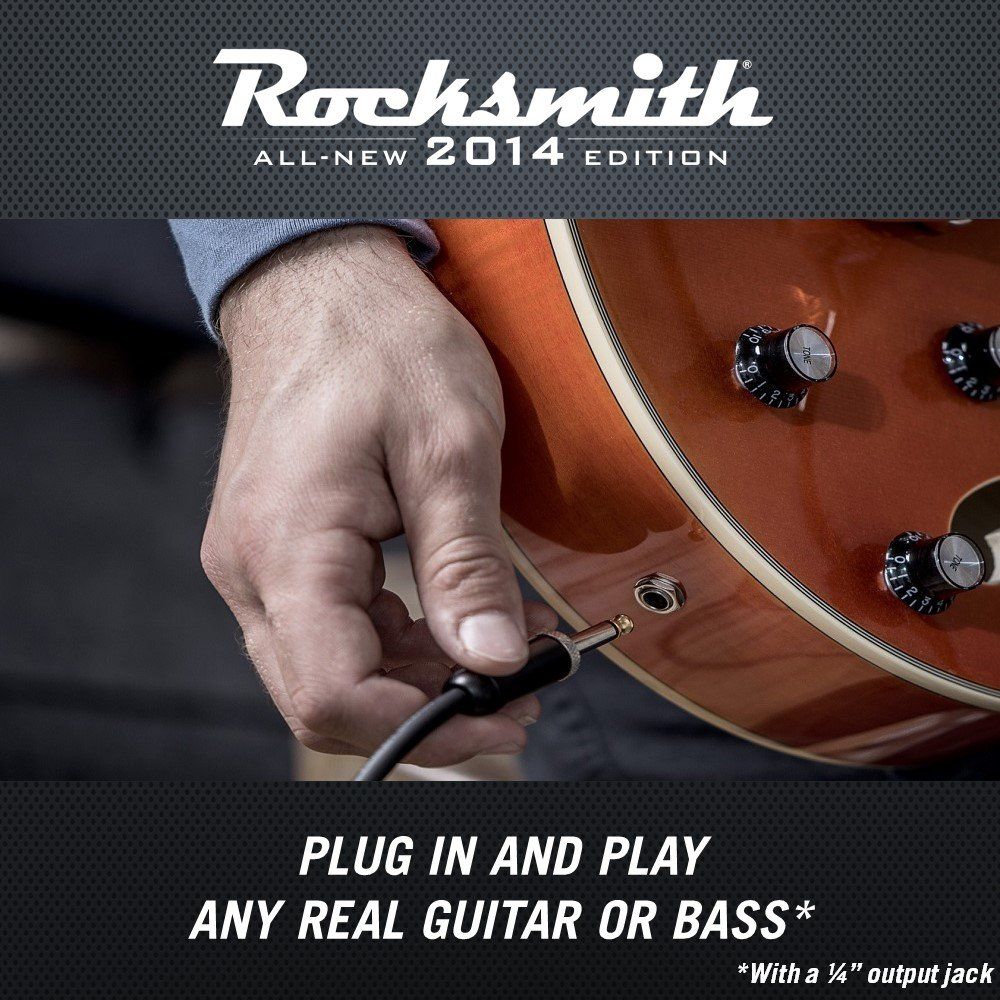 Rocksmith 2014 Edition - Xbox 360 (Cable Included) by Ubisoft (Image #6)