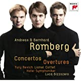 Andreas & Bernhard Romberg: Concertos / Overtures