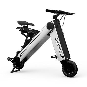 SMLRO coswheel A-One Mini 350 W Bicicleta Eléctrica a la Mode 1 Segunda Plegado