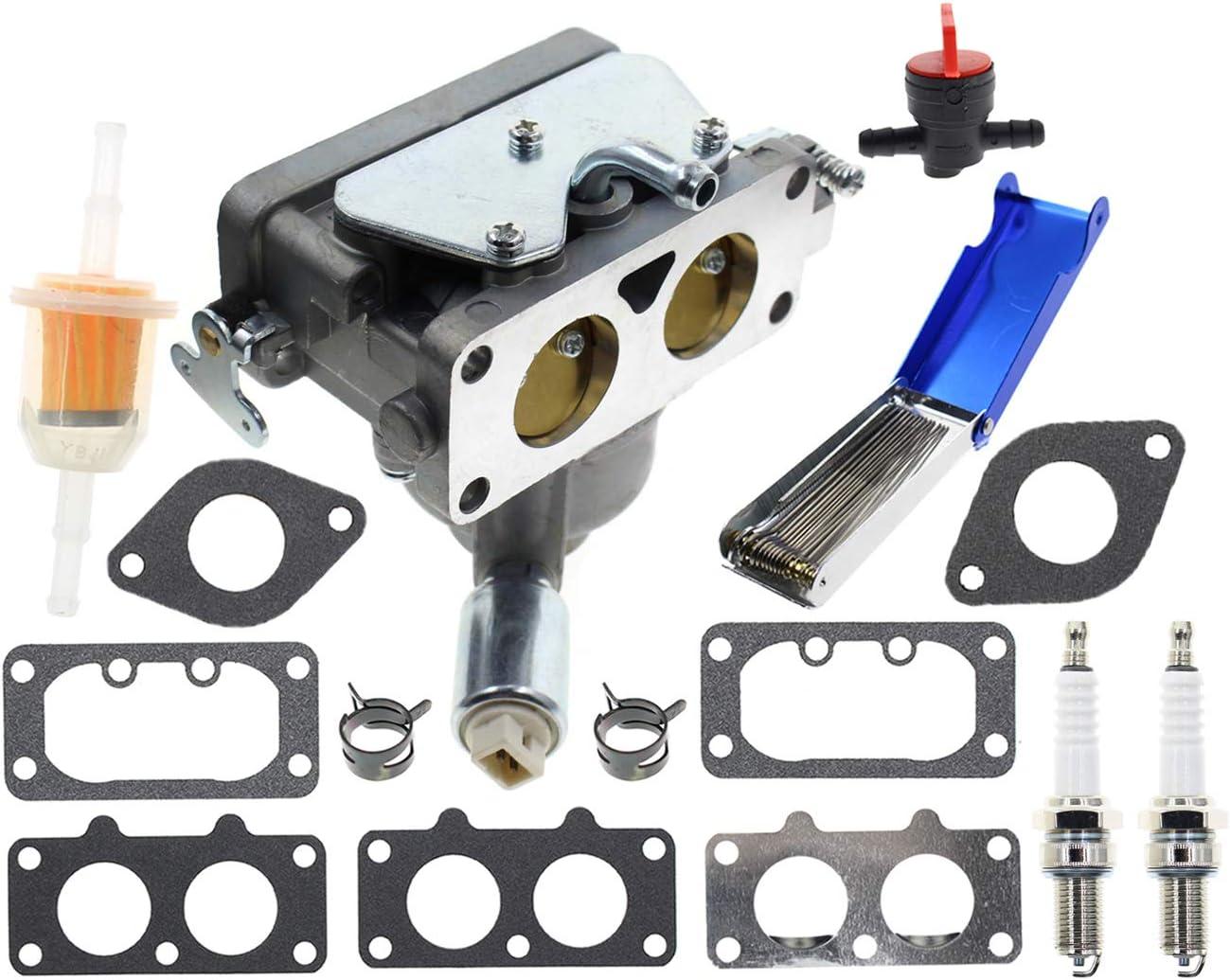 Carburetor for Briggs /& Stratton 796258 796227 792295 Engine Lawnmower