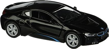 Amazon Com Kinsmart Bmw I8 1 36 Scale Super Car Black Toys Games