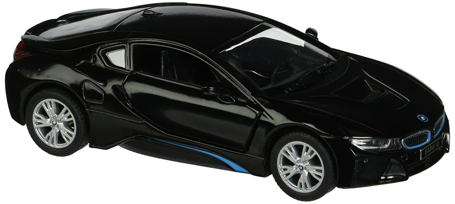 Kinsmart BMW i8 1 36 Scale Super Car Black