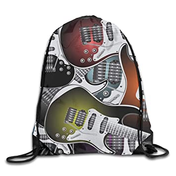 EELKKO Drawstring Backpack Gym Bags Storage Backpack, Pile ...
