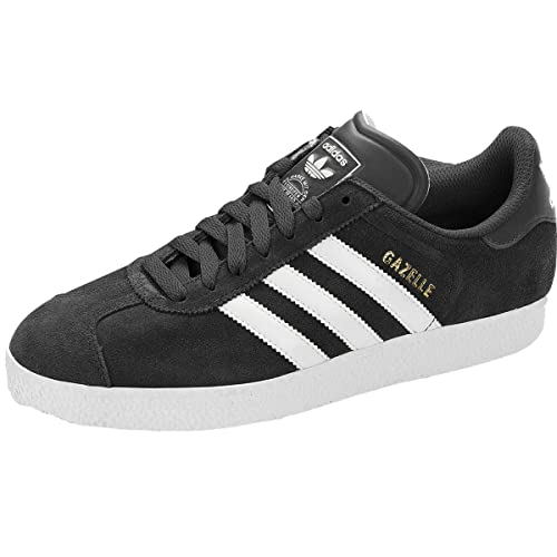 adidas Gazelle Unisex Royal Blue White Scarpe da Ginnastica 8.5 UK