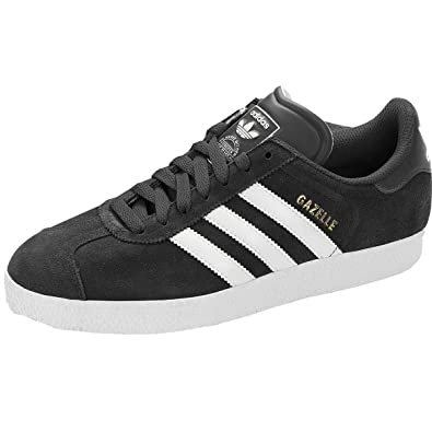 Adidas Originals Gazelle 2 Mens Trainers (7 UK, Black)