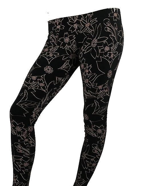 Nike Womenu0027s Floral Just Do It Leggings