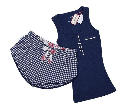 primark süßer Pijama Corta Pijama multicolor 44-46 EU/ UK 18-20: Amazon.es: Ropa y accesorios