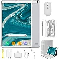 Tablet 10.1 Pulgadas 4G Android 9.0 Quad Core DUODUOGO P8 Tablet 4GB RAM 64GB ROM/128GB Escalables 8000mAh Dual SIM…