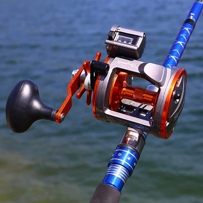 how to choose the best line counter reels