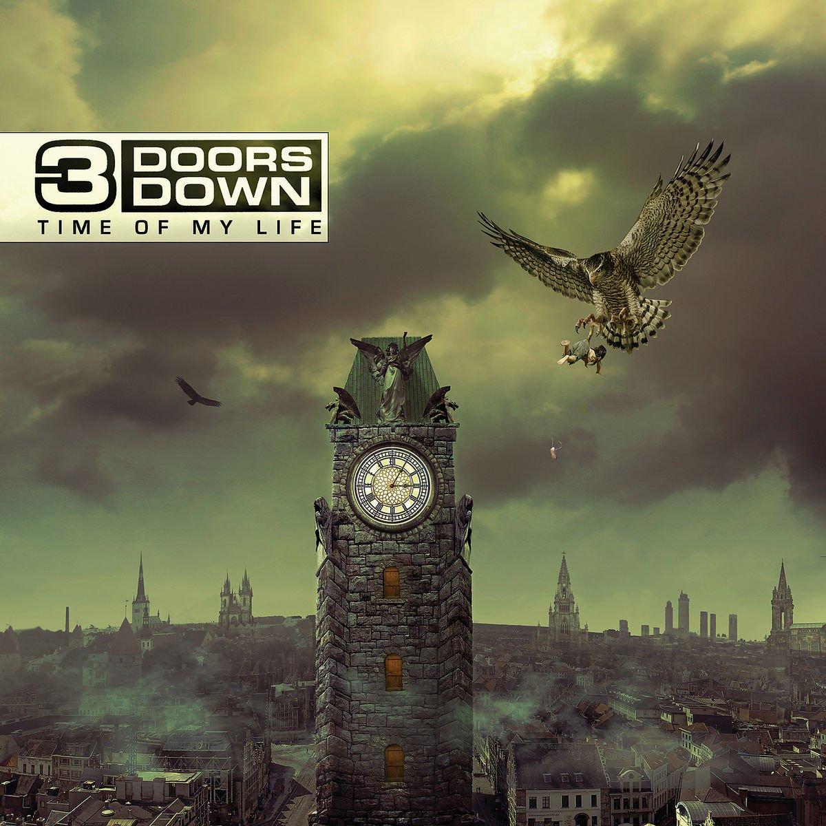 Rutinból a kötelezőt - 3 Doors Down - Time Of My Life (2011)
