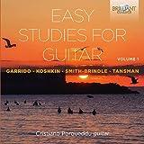 Easy Studies for Guitar, Vol.1