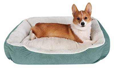 JEMA Rectangle Dog Bed