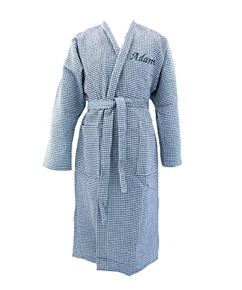 WithCongratulations Personalised Waffle Bathrobe 6aff689dc