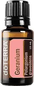 doTERRA, Geranium, Pelargonium graveolens, Pure Essential Oil, 15ml