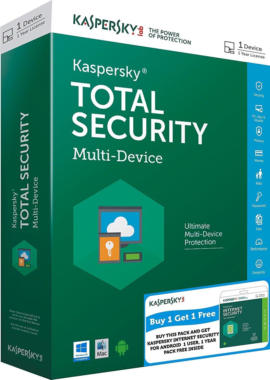 kaspersky Total Security is the Best Antivirus