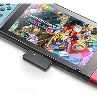 Ldex Nintendo Bluetooth Transmitter Audio Adapter (Black)