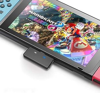 Ldex Nintendo Bluetooth Transmitter Audio Adapter