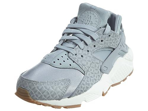 66c3e3a7fc3f7 Nike Womens Air Huarache Run PRM Trainers 683818 Sneakers Shoes 012   Amazon.in  Shoes   Handbags