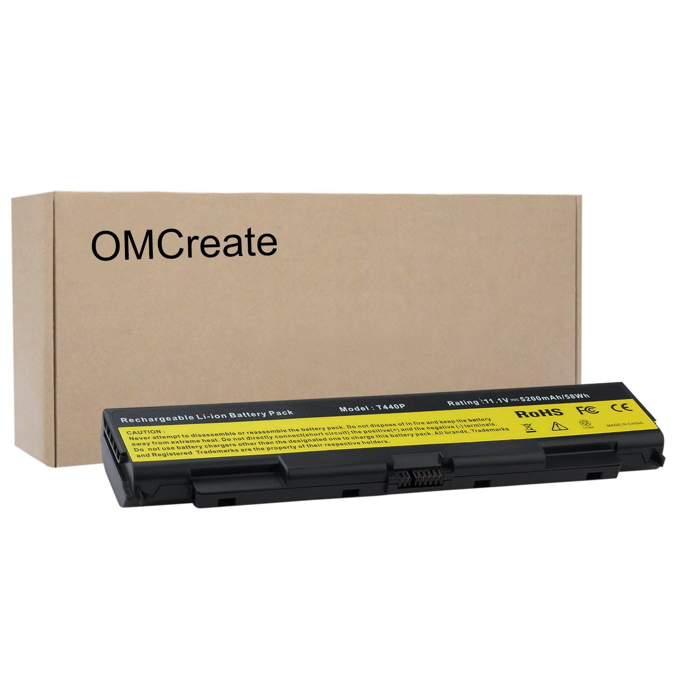 OMCreate battery for Lenovo W540 T540P T440P L440 L540