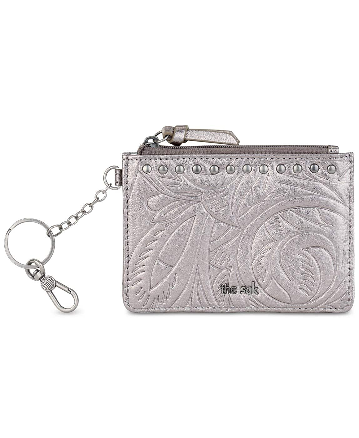 The Sak Silverlake - Monedero, color plateado: Amazon.es ...